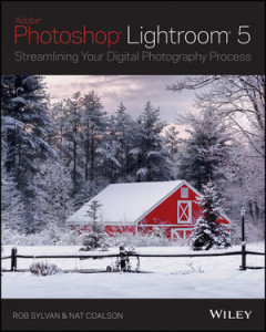 Lightroom 5 Book Cover