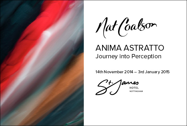 Anima Astratto Catalog Cover