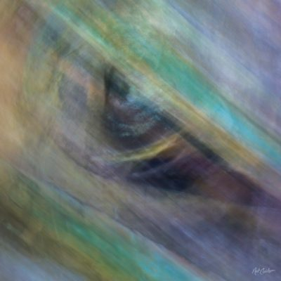 Abstract Photograph: Eye of the Beholder by Nat Coalson