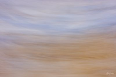Abstract Photograph: Heaven and Earth by Nat Coalson