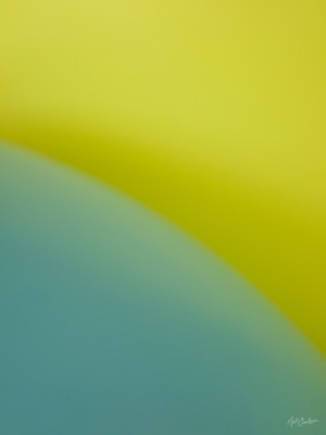 Abstract Photography: Balloons by Nat Coalson
