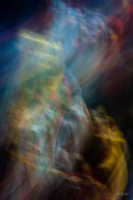 Abstract Photograph: Nebula by Nat Coalson