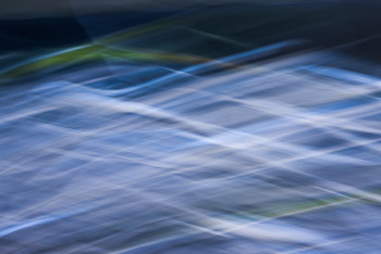 Abstract Photograph: Highlander by Nat Coalson