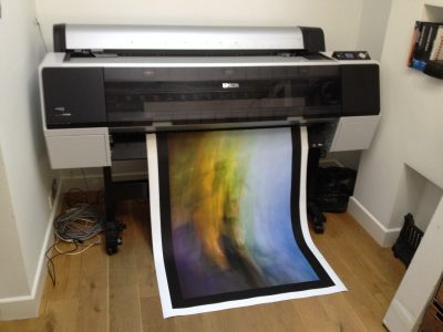 Nat Coalson - Fountain of Truth (Printing)