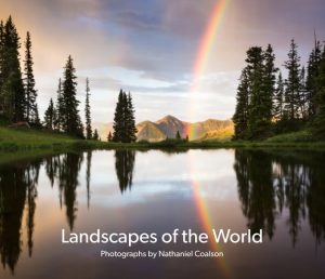 Book Cover: Landscapes of the World by Nat Coalson